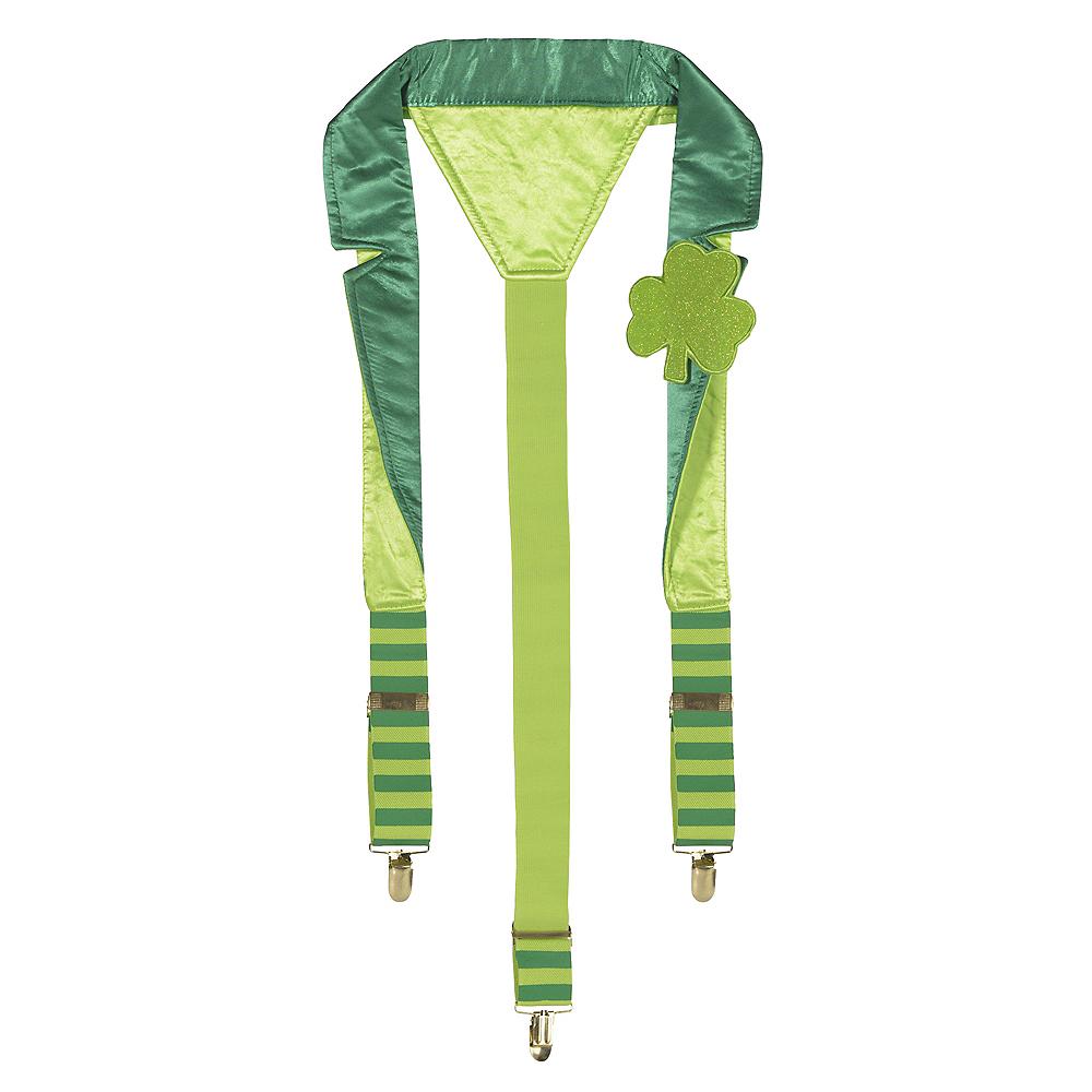 Shamrock Suspenders Image #1