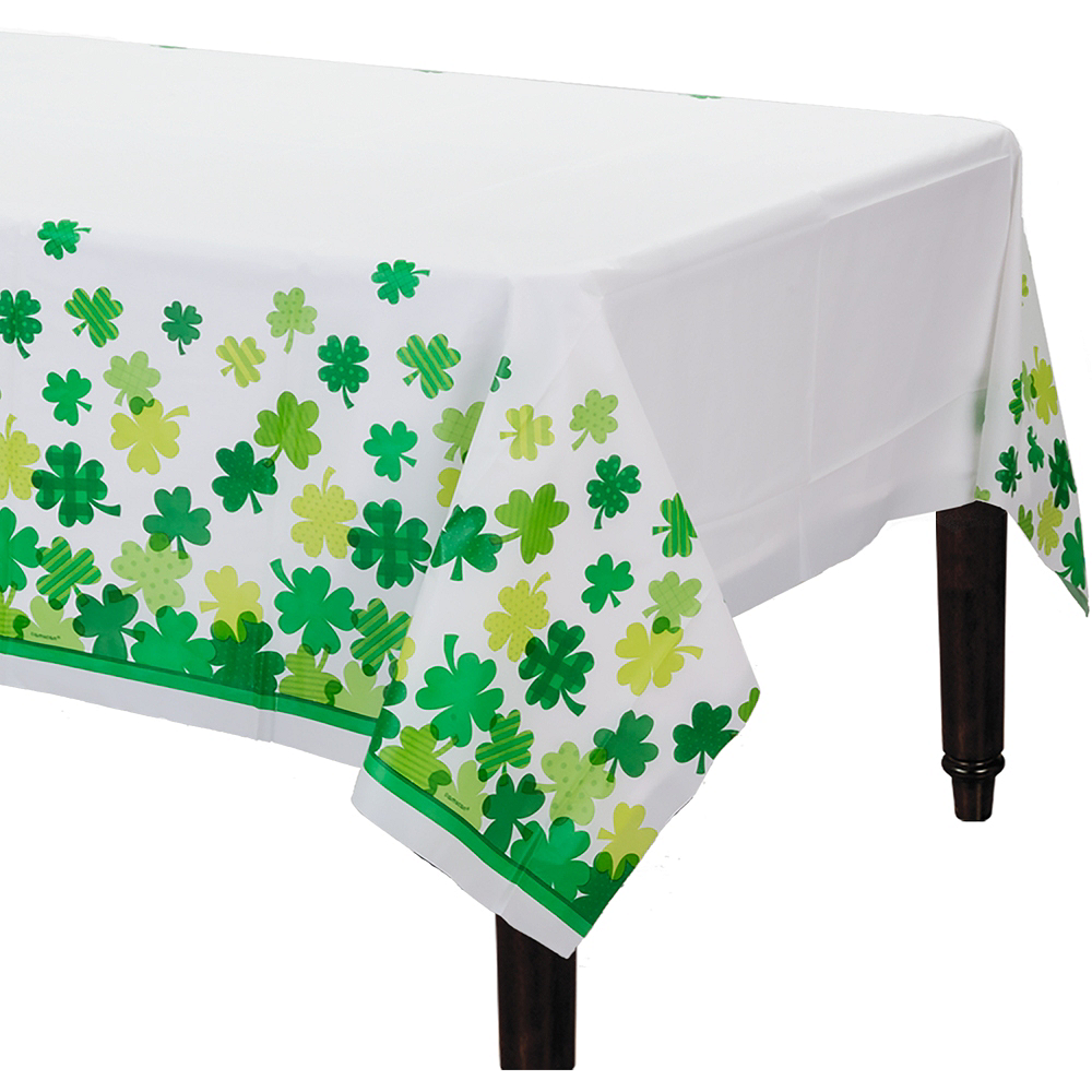 Nav Item for Blooming Shamrock Table Cover Image #1
