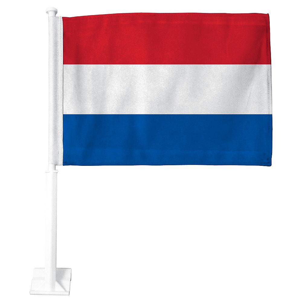 dutch flag car flag 15in x 11in party city