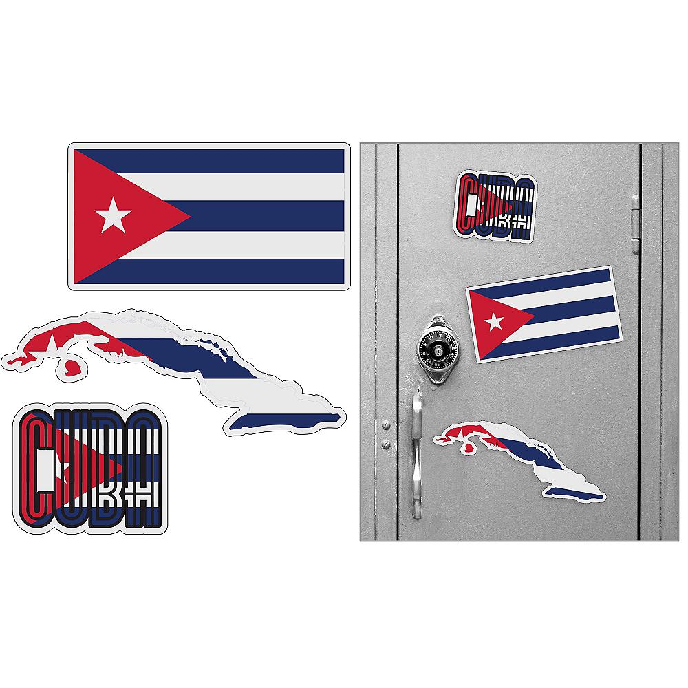 Cuban Magnets 3pc Image #1