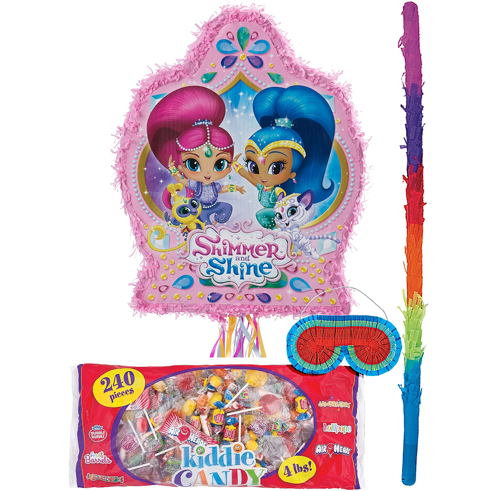 Shimmer and Shine Pinata Kit Image #1
