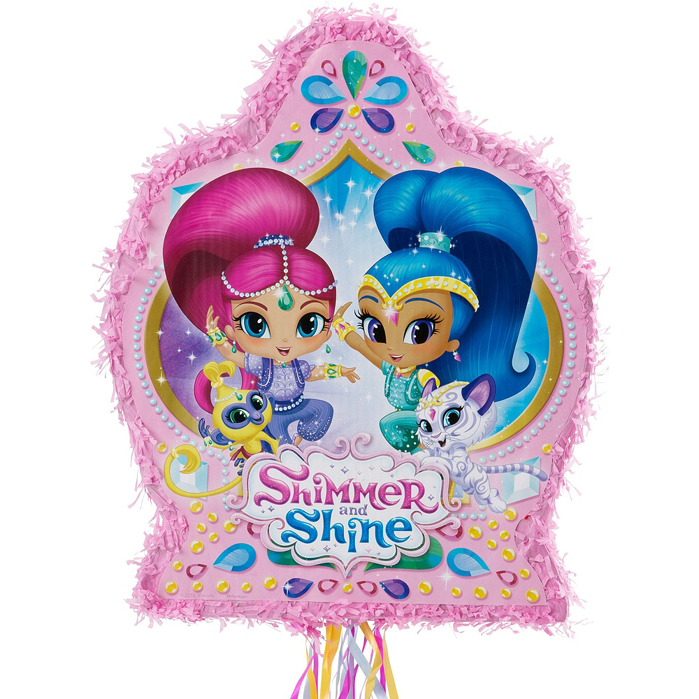 Shimmer and Shine Pinata Kit with Favors Image #5