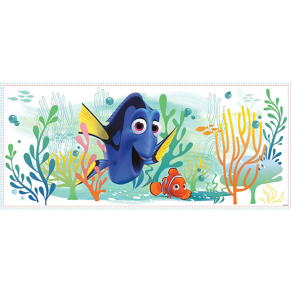 Giant Finding Dory Wall Decal Image #2
