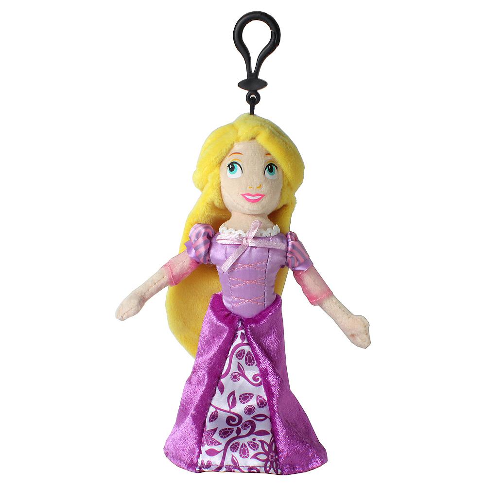 Clip-On Rapunzel Plush - Tangled Image #1