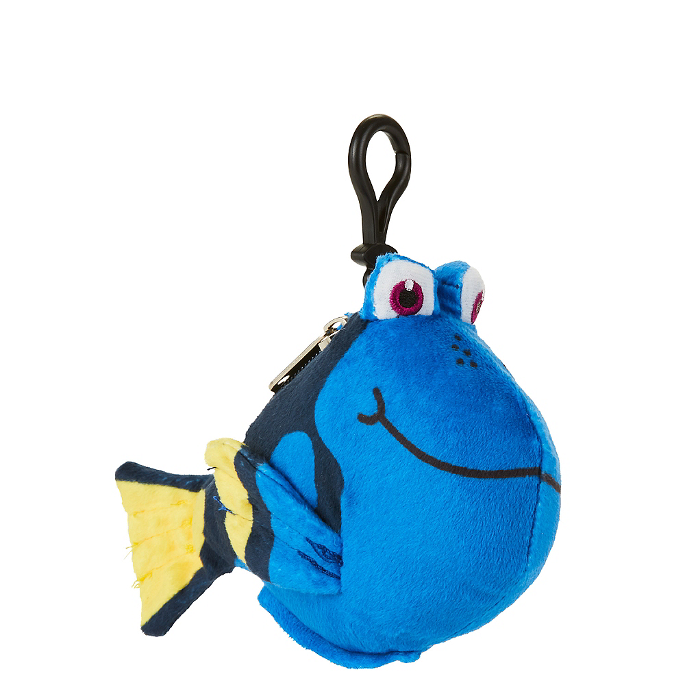 Clip-On Dory Plush - Finding Dory Image #1