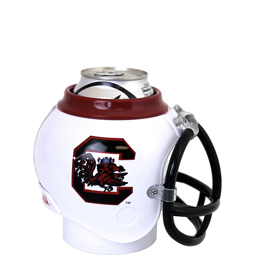 FanMug South Carolina Gamecocks Helmet Mug Image #1