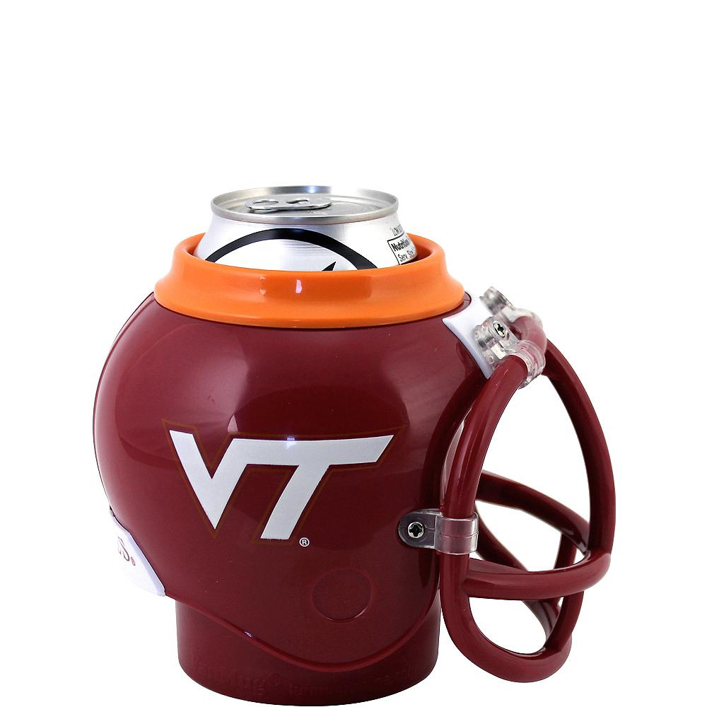 FanMug Virginia Tech Hokies Helmet Mug Image #1