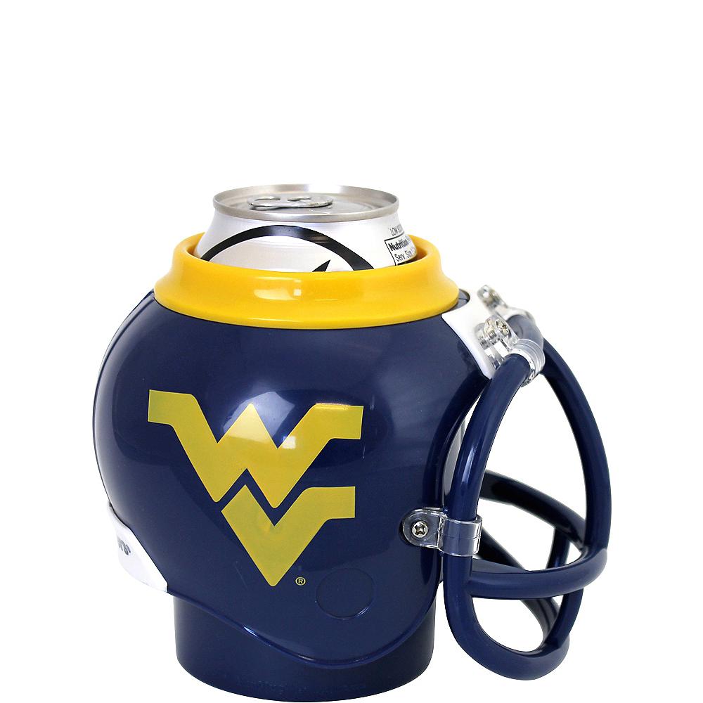 FanMug West Virginia Mountaineers Helmet Mug Image #1