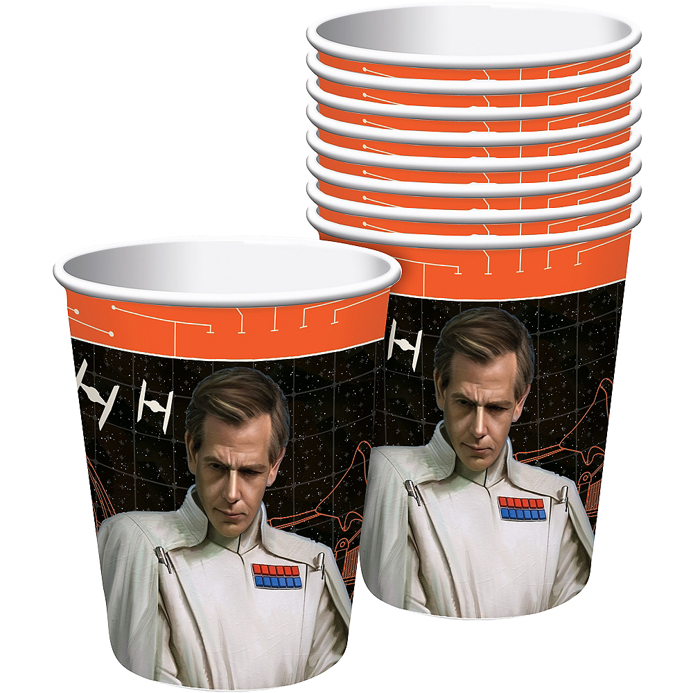 Star Wars Rogue One Cups 8ct Image #1