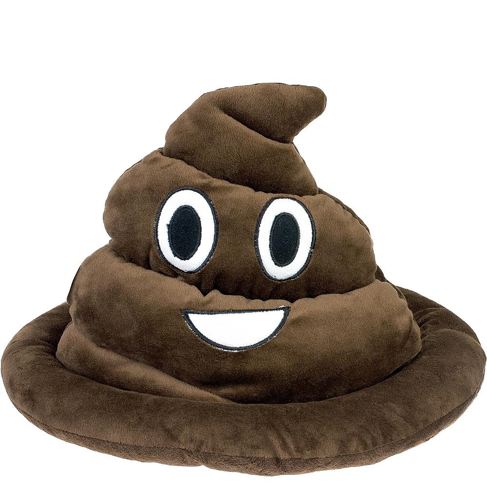 Poop Icon Hat Image #1
