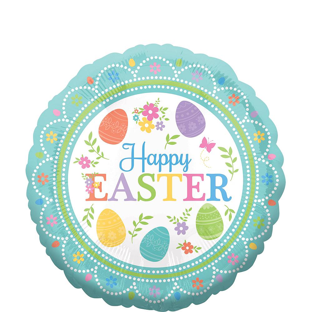 Egg-citing Easter Balloon Image #1