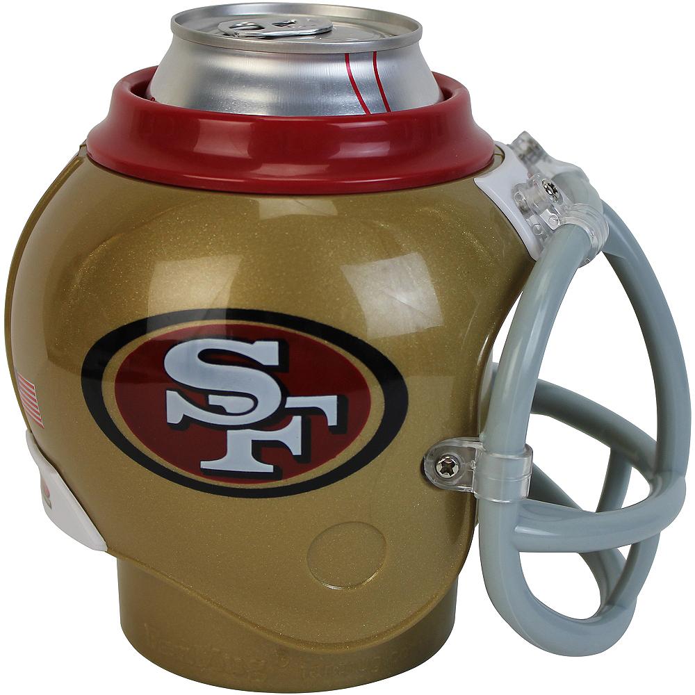 FanMug San Francisco 49ers Helmet Mug Image #1