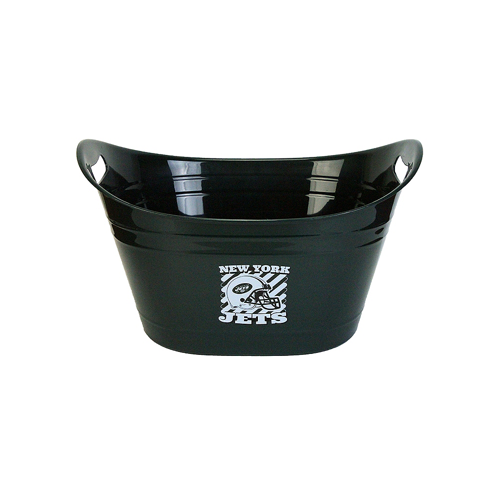 Nav Item for New York Jets Oval Ice Bucket Image #1