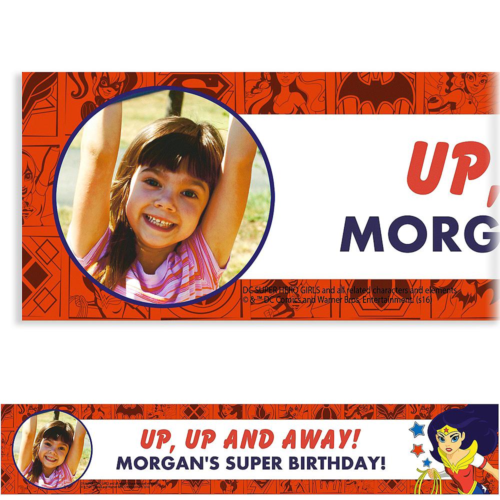 Custom DC Super Hero Girls Photo Banner Image #1