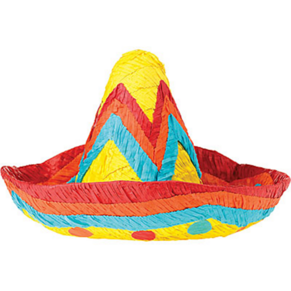 Sombrero Pinata Image #1