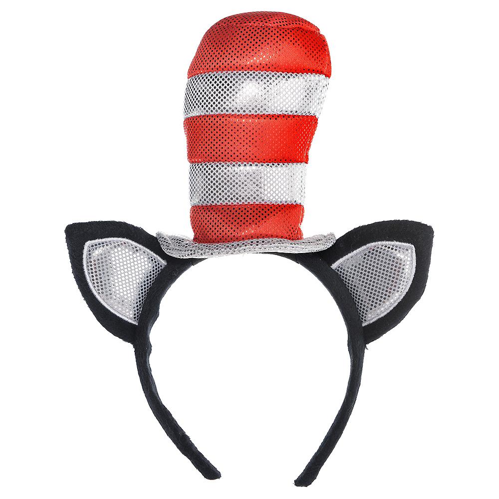 Cat in the Hat Cat Ears Headband - Dr. Seuss Image #1