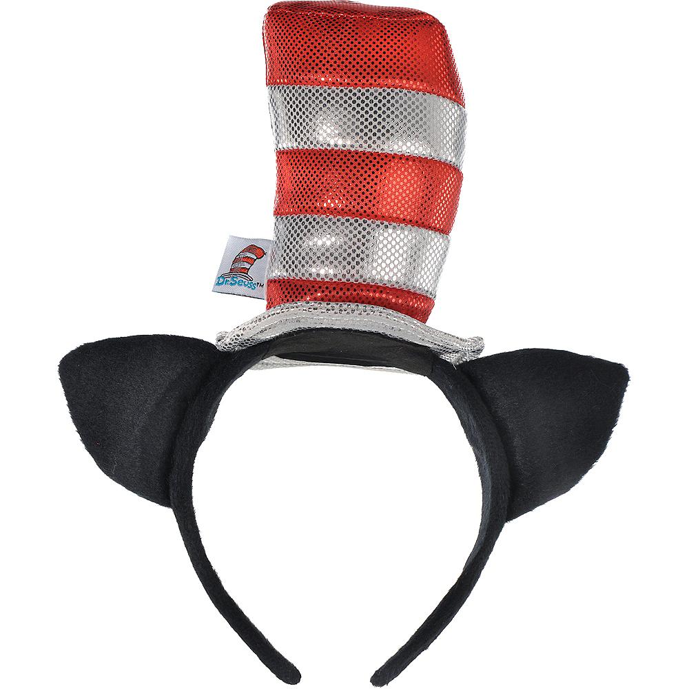 Cat in the Hat Cat Ears Headband - Dr. Seuss Image #2