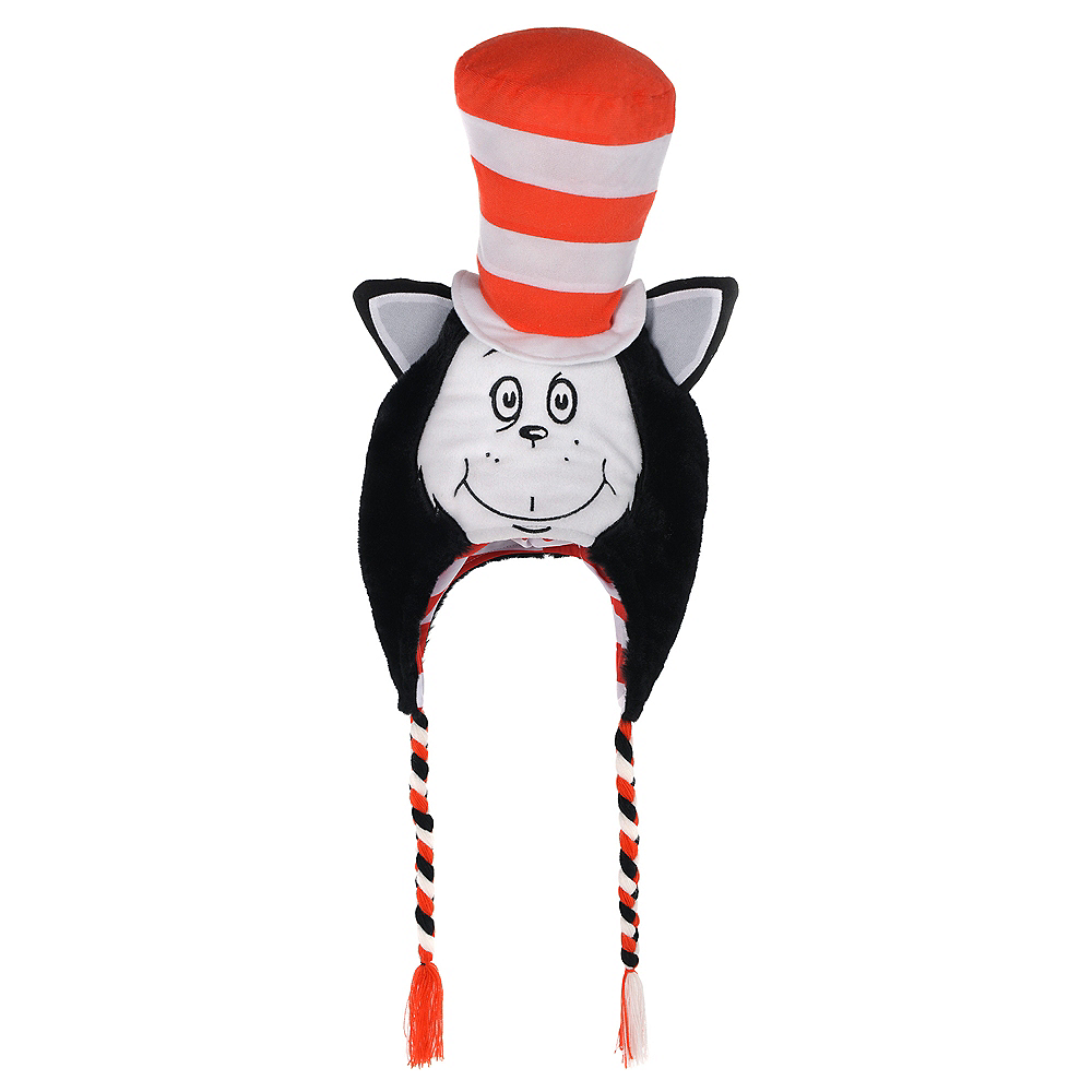 Nav Item for Cat in the Hat Peruvian Hat - Dr. Seuss Image #1