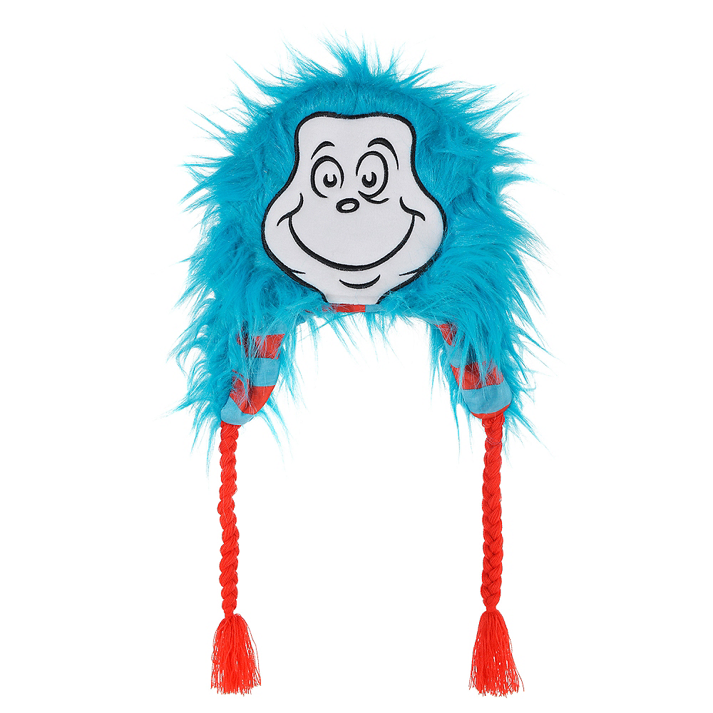 Thing 1 & Thing 2 Peruvian Hat - Dr. Seuss Image #1