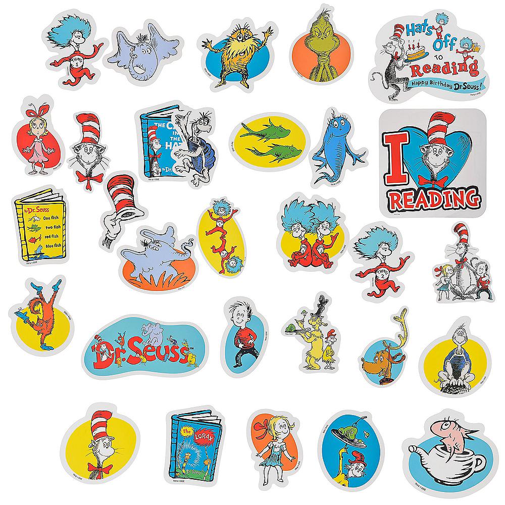 Dr. Seuss Books Cutouts 30ct Image #2