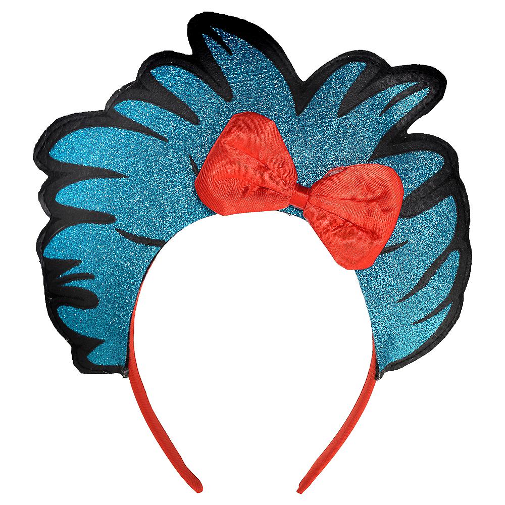 Glitter Thing 1 & Thing 2 Headband - Dr. Seuss Image #1