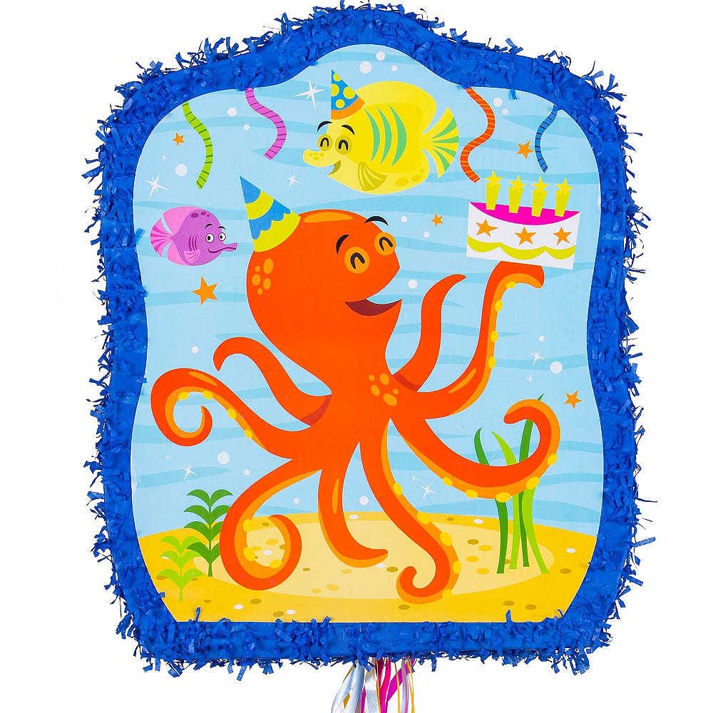Pull String Under the Sea Pinata Image #1
