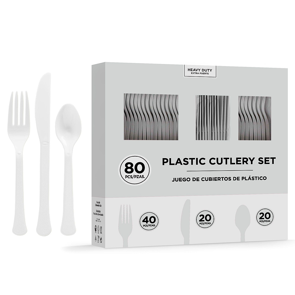 Sparkling Celebration 40th Birthday Party Kit for 32 Guests Image #8
