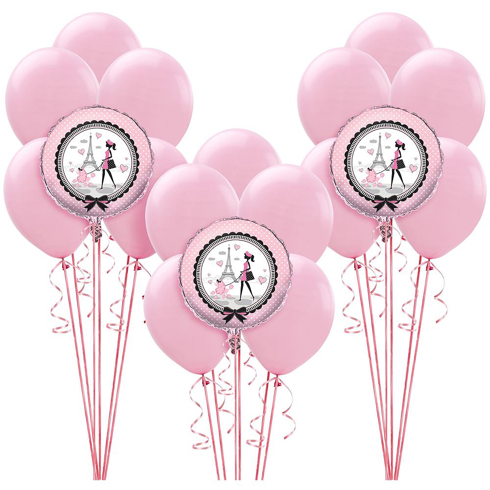 Pink Paris Balloon Kit Image #1