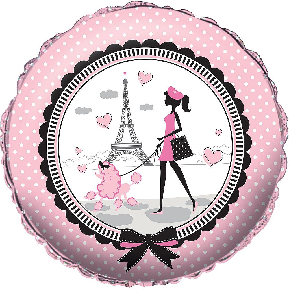 Pink Paris Balloon Kit Image #4
