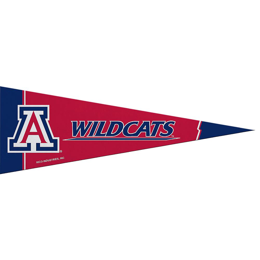 Small Arizona Wildcats Pennant Flag Image #1