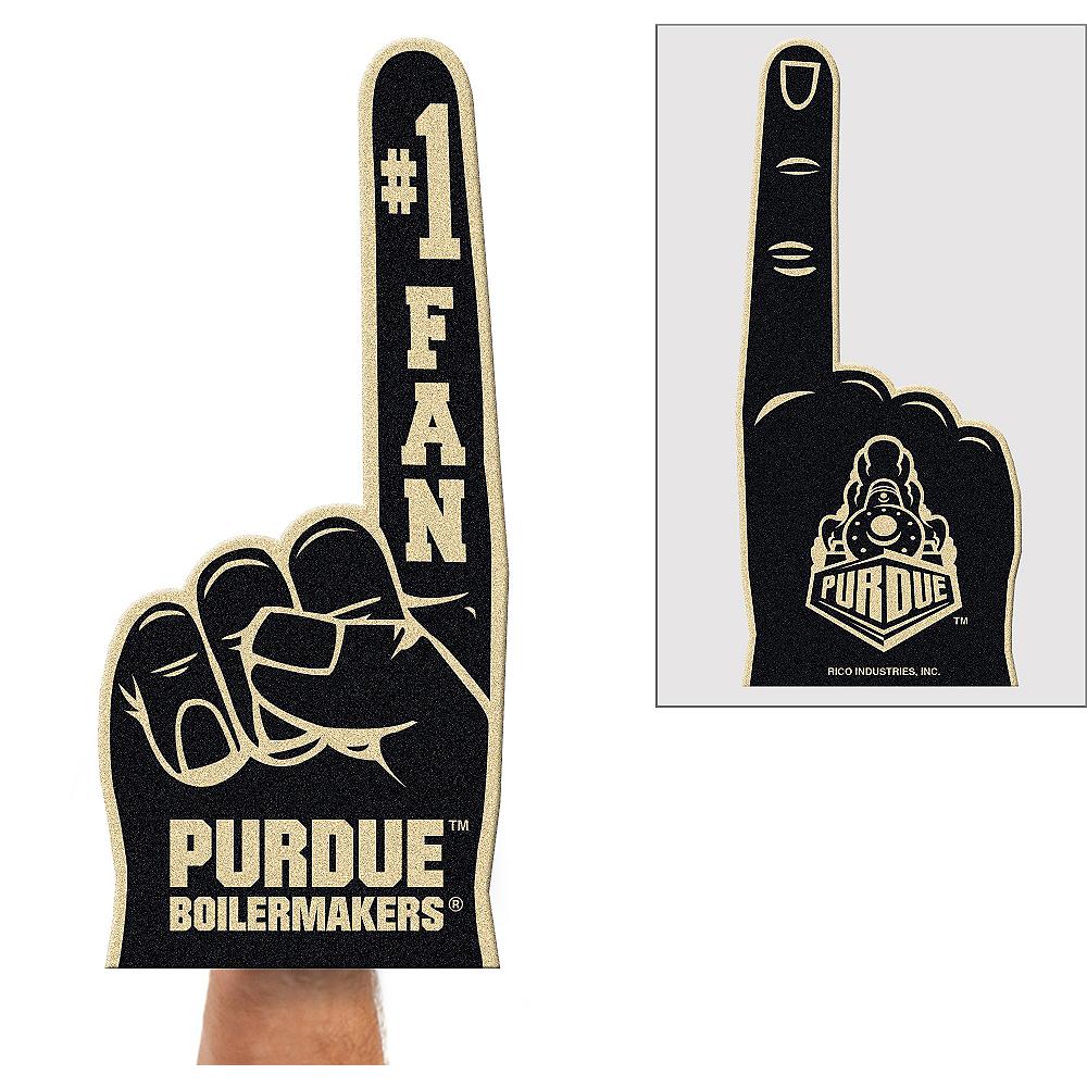 Purdue Boilermakers Foam Finger Image #1