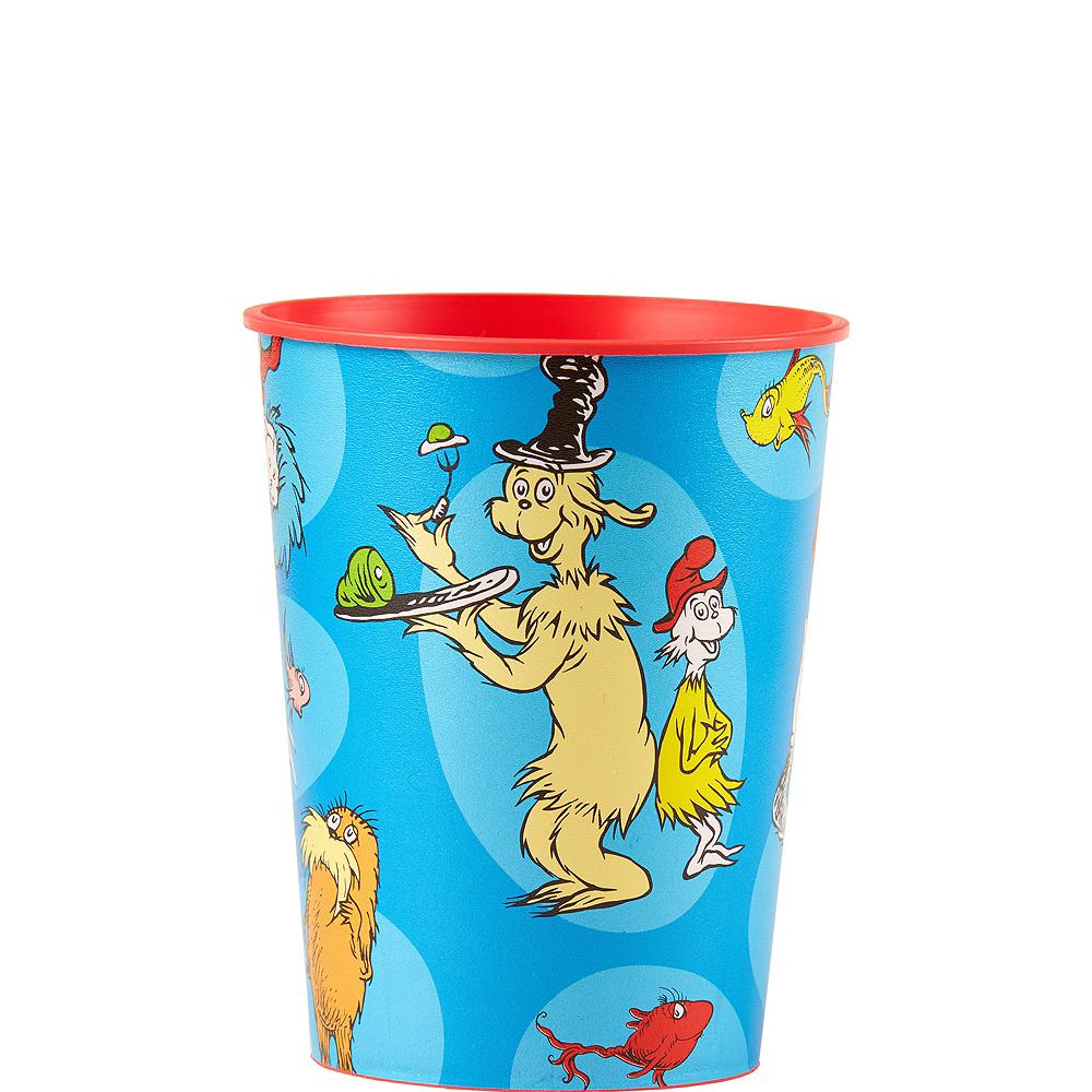 Dr. Seuss Favor Cup Image #1
