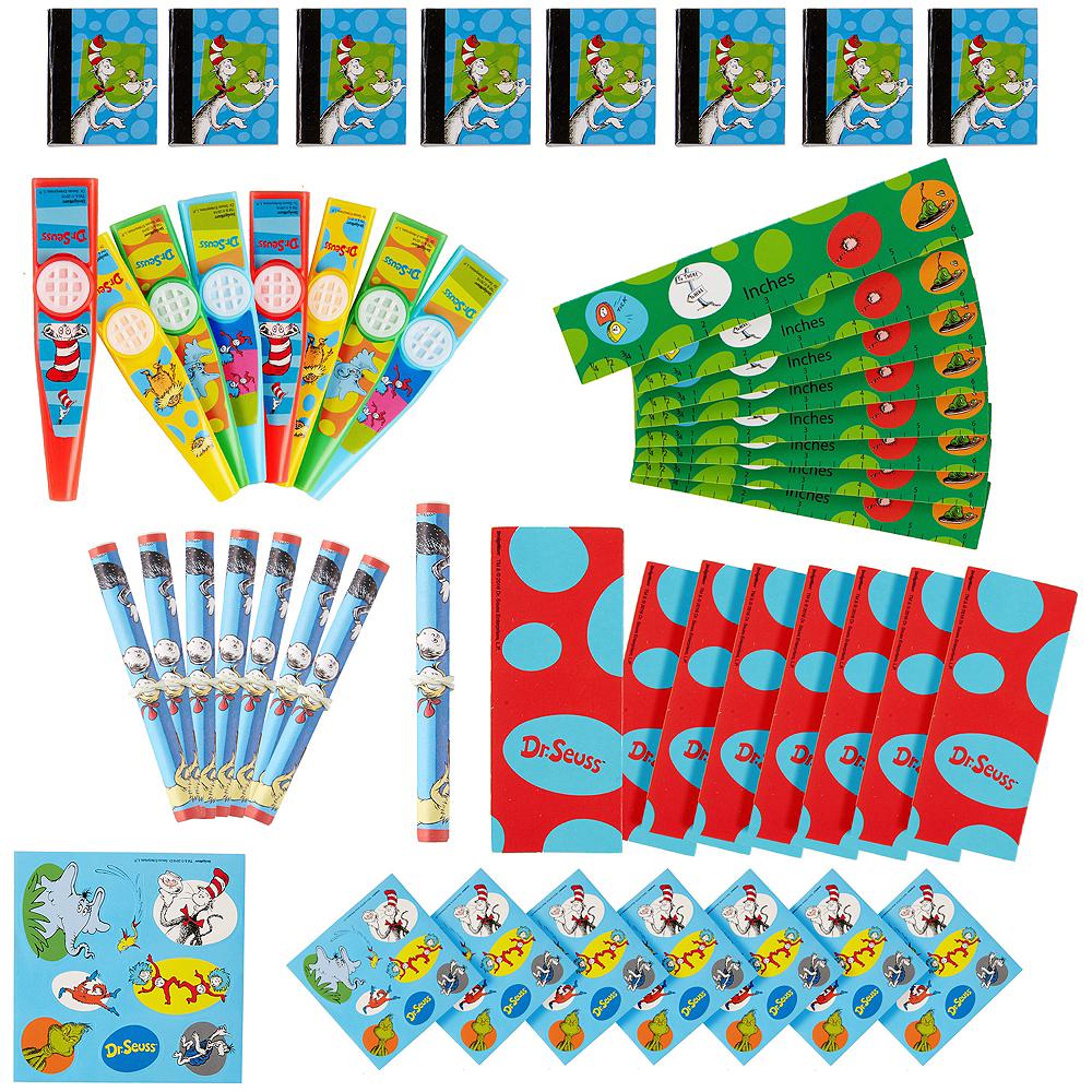 Dr. Seuss Party Favor Pack 48pc Image #1