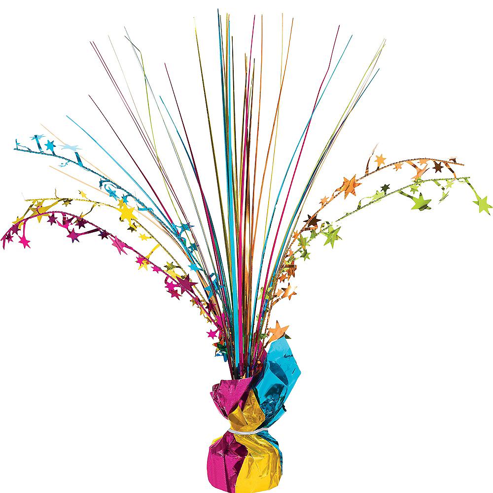 Multicolor Bright Spray Centerpiece Image #1