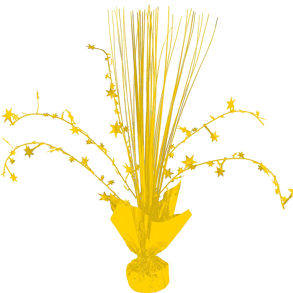 Sunshine Yellow Spray Centerpiece Image #1