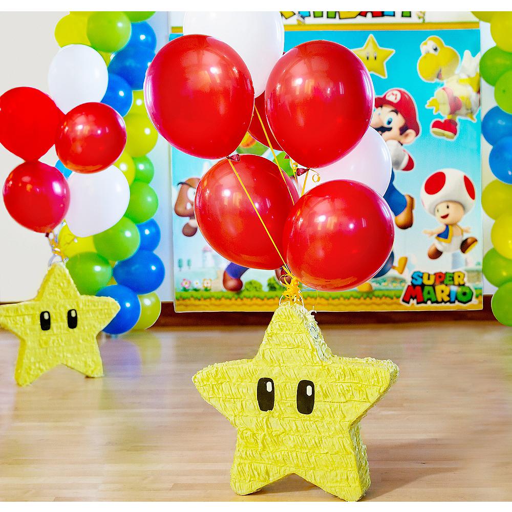 Super Mario Pinata Decorating Kit Image #1