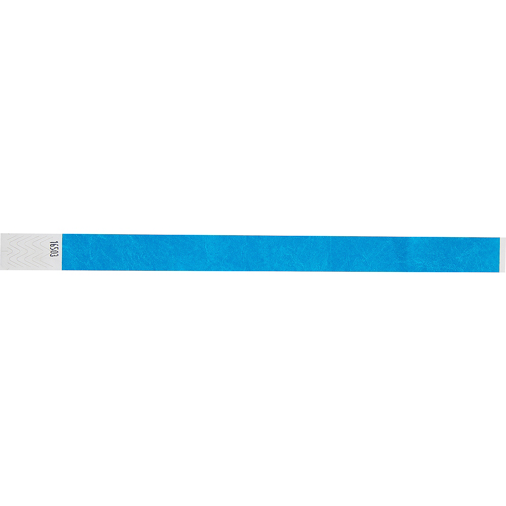 Blue Wristbands 500ct Image #4