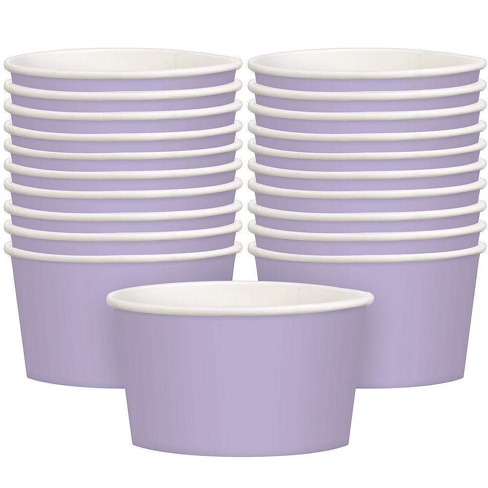 Lavender Treat Cups 20ct Image #1