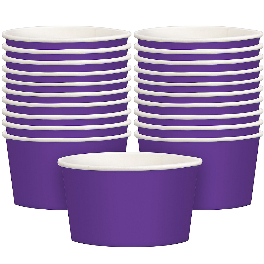 Nav Item for Purple Treat Cups 20ct Image #1