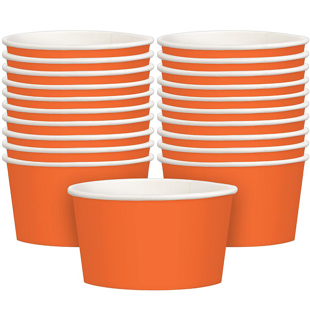 Orange Treat Cups 20ct Image #1