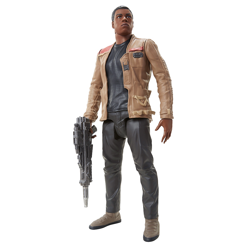 Finn Action Figure - Star Wars 7 The Force Awakens Image #1