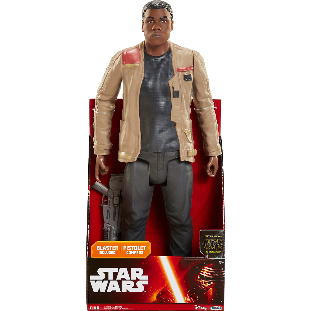 Finn Action Figure - Star Wars 7 The Force Awakens Image #2