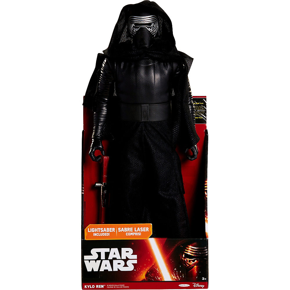 Nav Item for Kylo Ren Action Figure - Star Wars 7 The Force Awakens Image #2