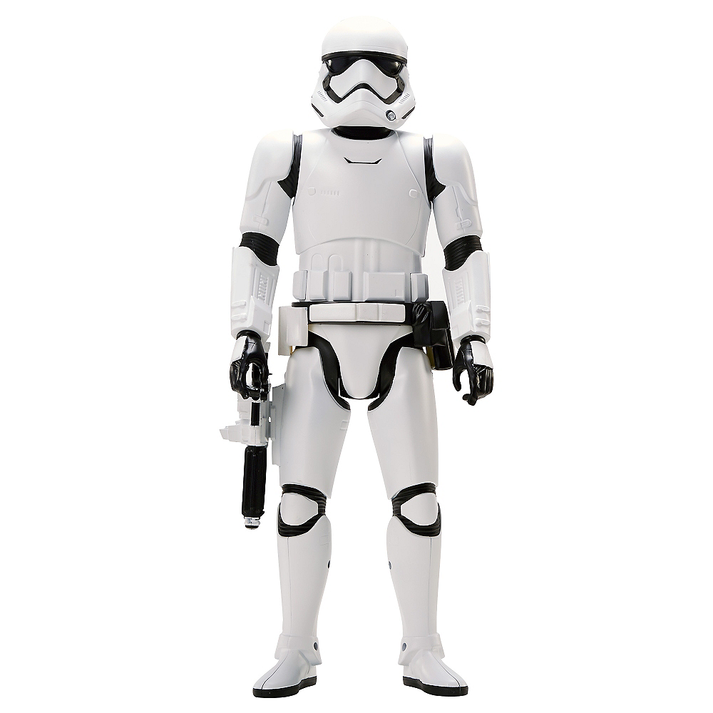 First Order Stormtrooper Action Figure - Star Wars 7 The Force Awakens Image #1