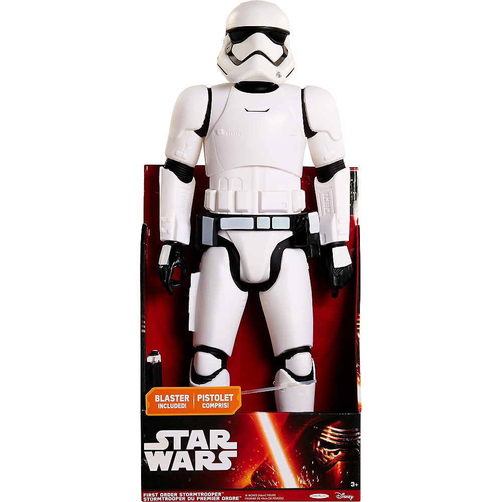 First Order Stormtrooper Action Figure - Star Wars 7 The Force Awakens Image #2