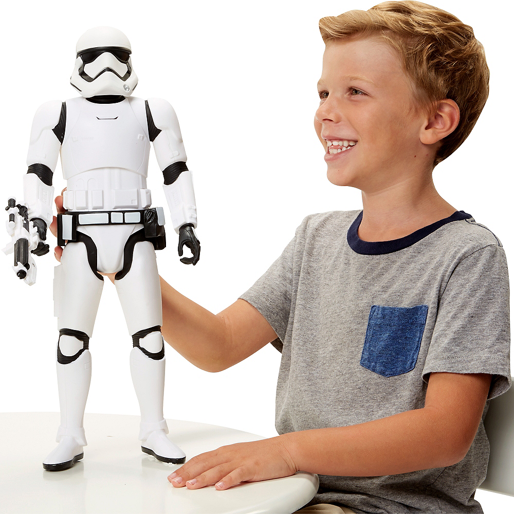 First Order Stormtrooper Action Figure - Star Wars 7 The Force Awakens Image #3