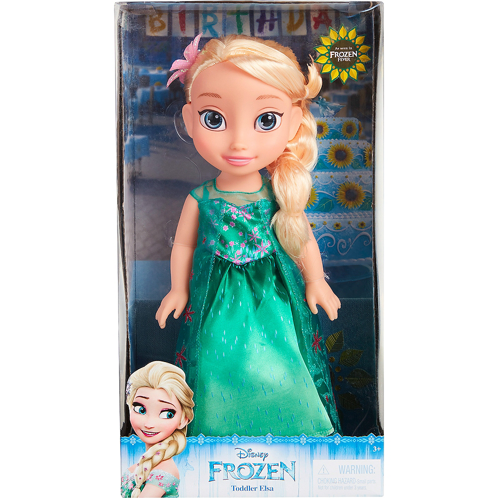 Toddler Elsa Doll Playset - Frozen Image #2
