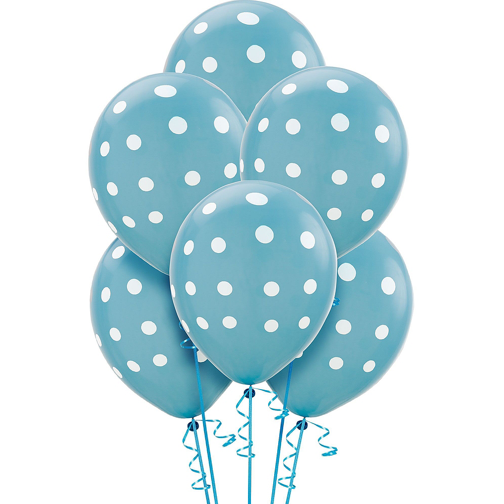 Girl or Boy Gender Reveal Party Balloon Kit 27ct Image #3