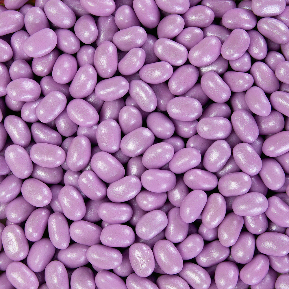 Lavender Jelly Beans 350pc Image #2