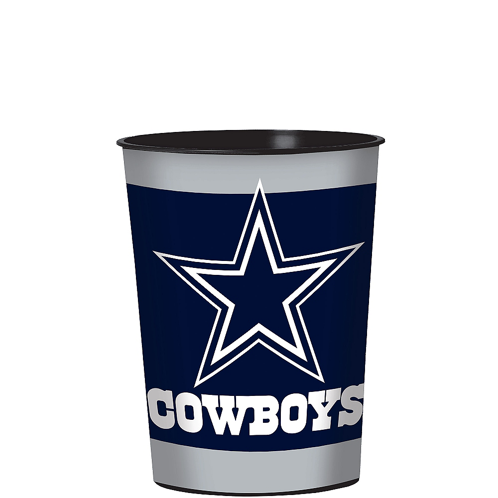 Dallas Cowboys Favor Cup Image #1